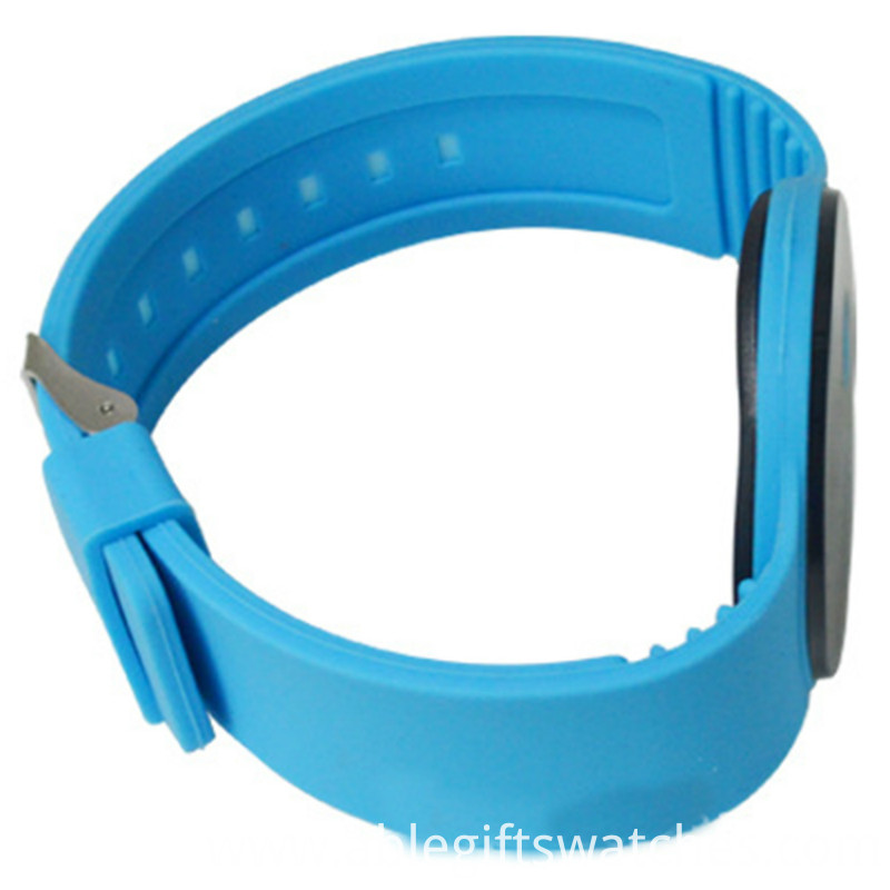 silicone led watch Watch