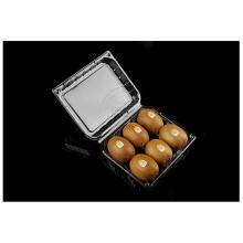 6pack kiwi fruit plastic packaging boxes