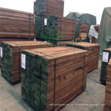 American Black Walnut Bauholz für Innenraum-Panel