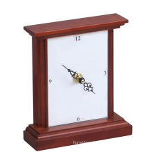 Wooden Clock for Home Decoration