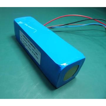 7.4V deep cycle rechargeable lithium polymer battery