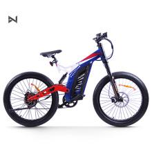 Bicicleta gorda del neumático de la bicicleta eléctrica de 48v 750w ebike