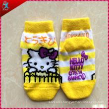 Wholesale Colored Cotton Socks