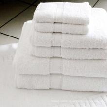 Conjunto de toalhas de hotel 100% algodão (DPH7003)