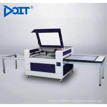 DT10086Non-mental Material automatische Verschiebung Dual-Tabelle Lasergravur und Schneidemaschine