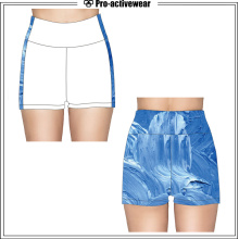 Atacado Mulheres Athletic Wear Fashion Plus Size Shorts