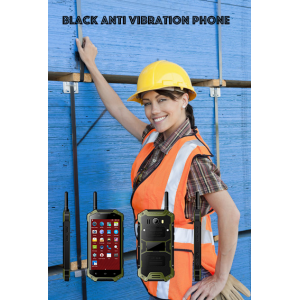 Black Anti Vibration Phone