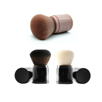 Anfänger 1 PC Single Black Loose Powder Brush