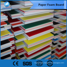 Adhesive release paper glitter foam paper For Exhibition