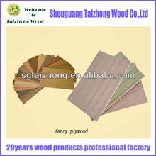 High Quality Kinds Fancy Plywood