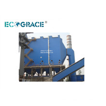 Máquina industrial do filtro de poeira da planta de mistura do asfalto de 20mg / M3 DMC 94-7