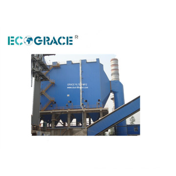 20mg/M3 DMC 94-7 Industrial Asphalt Mixing Plant Dust Filter Machine