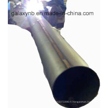 Pièces d'usinage en titane fabriquées à partir de tubes soudés
