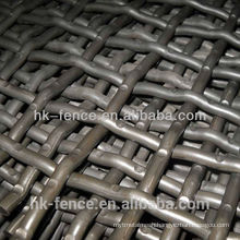 stainless steel crimped wire mesh screen /stainless steel grid mesh