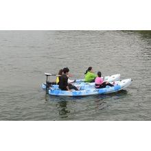 Vencedor 2016 Modelo Novo Catamarã Duplo Caiaque