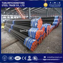 LSAW API 5L Gr. Tubo de aço carbono X52 PSL2 com 24 polegadas