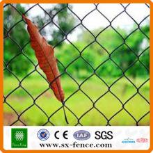 Clôture de lien de chaîne électrique de diamant de sécurité