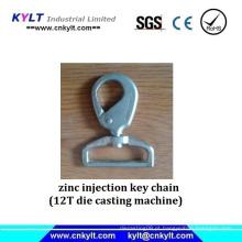Corrente de corrente da forma do metal da liga do zinco