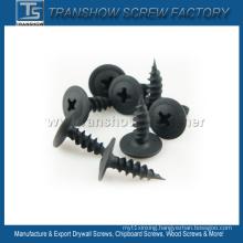 Black Phosphated Truss Head Self Tapping Screw