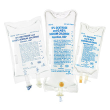 GMP Certified Dextrose and Sodium Chloride Injection