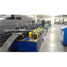Профилегибочная машина для производства кронштейнов для монтажа солнечных панелей в Германии