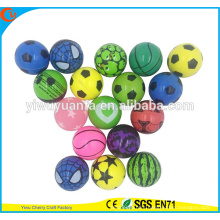 High Quality Various Designs RubberBouncing Ball Toy for Vending Machine