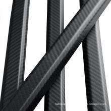 Pólo dobrável de fibra de carbono