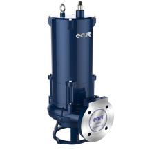 Pompe à eau submersible de station de pompage des eaux usées