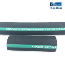 Industrial Flexible Hydraulic Rubber Hose EN 856 4sh/4sp SAE 100 R12