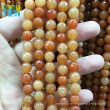 facettierte Achat Perlen natürliche Edelsteine Stein Schmuck für Opal Ring