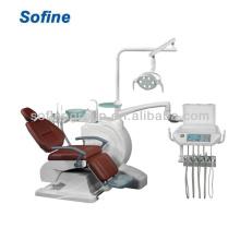 Unidad dental completa de tres pliegues con CE ISO Unidad dental completa