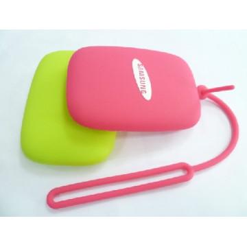 Werbegeschenke Mini Portable Key Halter Silikon Key Pouch