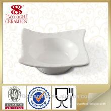 wholesale tableware crockery, white condiment set