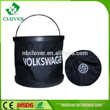 Гибкие складывающиеся ведра для воды / пластиковые ведра с крышками / пластиковые ведра оптом