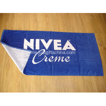 NIVEA Branded Cotton Beach Towel - 70x140CM