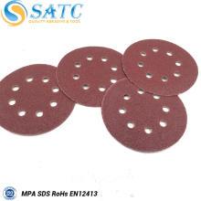 SATC de alta qualidade superfície polimento disco de troca rápida