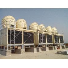 Jnt400 CT-zertifizierter rechteckiger Cross Flow Kühlturm
