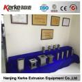 Configuration personnalisée professionnelle W6Mo5Cr4V2 machine de granulation en plastique vis et baril