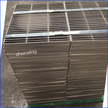 Keluli tahan karat Bar Grid Webforge Stainless Steel Grating