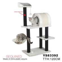 Árbol del gato del arte del gato, árboles artificiales del gato (YS83392)