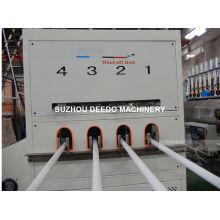 Máquina da extrusão da extrusão da tubulação do PVC quatro de 16-32mm