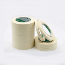 Automotive used High adhesive crepe paper masking tape for car