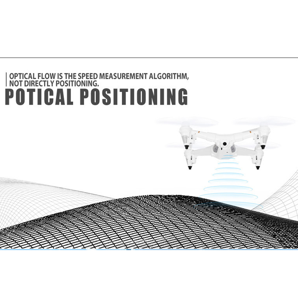 Volantex optical flow positioning four-axis drone mini drone with hd camera