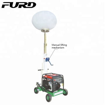 Various Generator Options Portable Light Tower