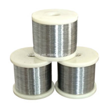 Fil à alliage chromé nickel à haute résistance Cr20ni80