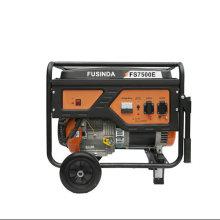 6kw Générateur d'essence de haute qualité avec moteur à démarrage électrique