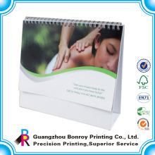 Eleganter Papiertischkalender, Papierkalender, Wandkalender