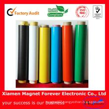 Color Flexible Rubber Magnet Roll