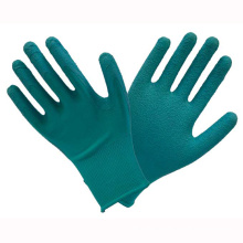 13t Latex Coated Labor Protective Safety Work Gloves