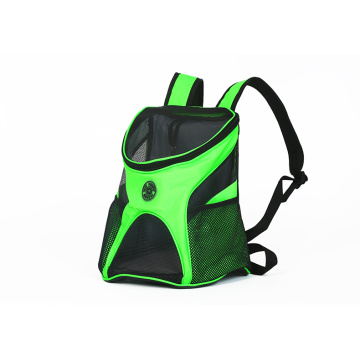Pet Carrier Travel Outdoor hombro mochila portátil